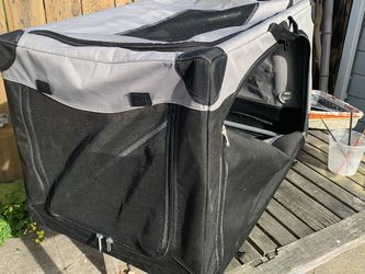 Large Collapsible Dog Kennel for Sale in Oakland,  CA