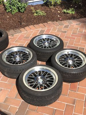Xxr Rims and Tires 16x8 531 for Sale in Lake Forest, CA