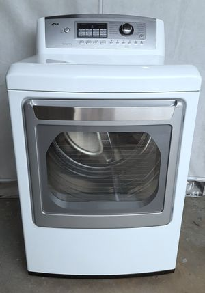Dryer LG (FREE DELIVERY & INSTALLATION) for Sale in Hialeah, FL