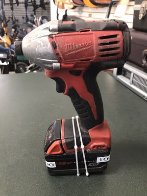 Milwaukee impact drill for Sale in National City, CA