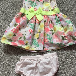 Cat and Jack 3-6 Month Dress for Sale in Arlington Heights, IL