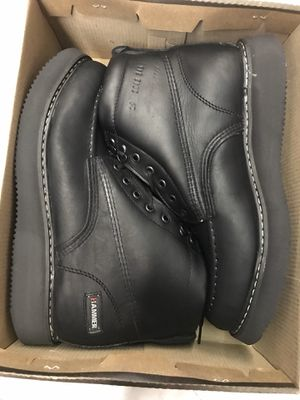 Hammer Work Boots Size 6-6.5 for Sale in Downey, CA