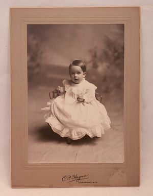 Antique Cabinet Card for Sale in Vermilion, OH