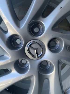 """Restored 1 wheel for 2012 almost new .Tire is also excellent shape for spare or use on vehicle it's mint . Have other tires also 16"""" for Sale in Norton, MA"""