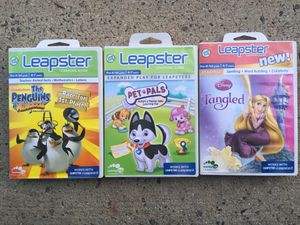 Kids Leapster Games for Sale in Edison, NJ