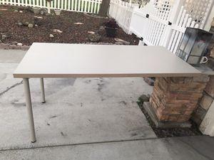 IKEA tan Table top for Sale in Sacramento, CA