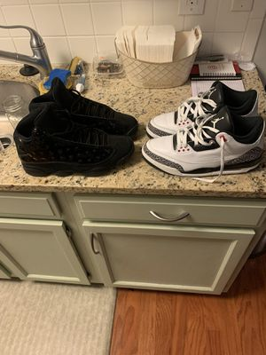 Jordan Cap and Gown 11 and Infrared 3s for Sale in Alexandria, VA