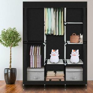 NEW Cloth Wardrobe Closet Clothes Rack Storage Shelves for Bedroom home living area office Organizer for Sale in Las Vegas, NV