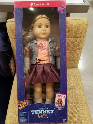 Brand New SEALED BOX American Girl Tenney Grant LIMITED EDITION DOLL!!! NO LOWBALLERS! for Sale in Guadalupe, AZ
