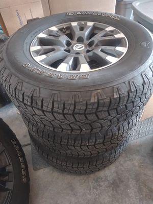 "18"" tires&rim for Sale in North Charleston, SC"