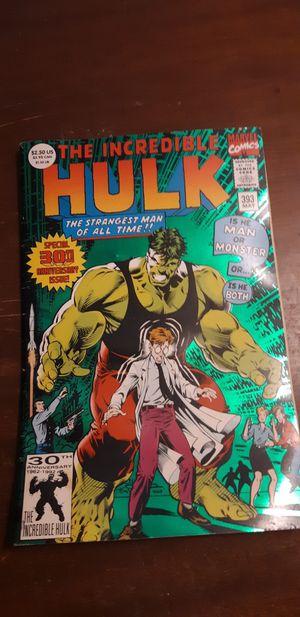 Hulk comic 30th anniversary 10 bucks for Sale in Camden, DE