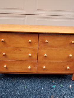 Two Vintage Mid-century Modern Dressers FREDEWINS Furniture Only $175 Each for Sale in Everett,  WA