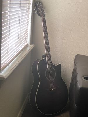 Crafter Acoustic Guitar for Sale in Amarillo, TX
