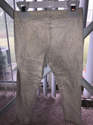 Glitter Leggings 24 mos for Sale in Detroit, MI