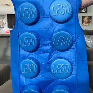 Blue Lego Halloween Costume for Sale in Phoenix, AZ