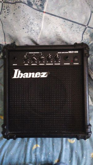 Ibanez Bass Amplifier for Sale in Nampa, ID