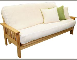 Futon - Solid Oak for Sale in Burbank, CA