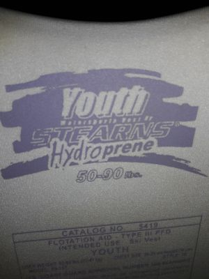 youth life jacket for Sale in Wichita, KS