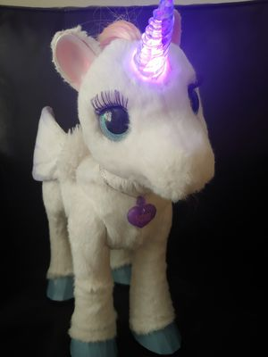 Star Lily Unicorn Furreal Friend Pet for Sale in Raynham, MA