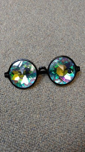 Crystal Sunglasses. (Purple/Blue) for Sale in Hyattsville, MD