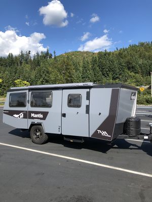 Taxa Mantis badass camper! for Sale in Bonney Lake, WA
