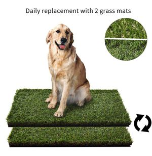 New Artificial Grass Indoor Outdoor Portable Pet Potty w/ Tray for Sale in Glendale, AZ
