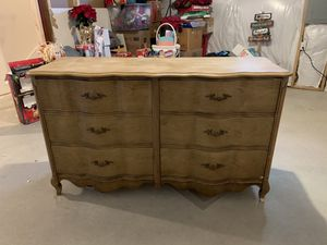 french provincial dresser for Sale in Cecil, PA