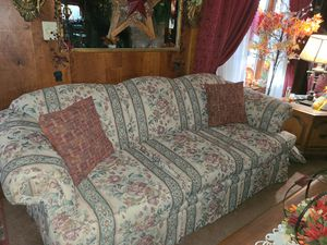 Couch (pillows not included) for Sale in Dunbar, PA