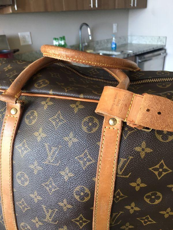 Louis Vuitton duffle