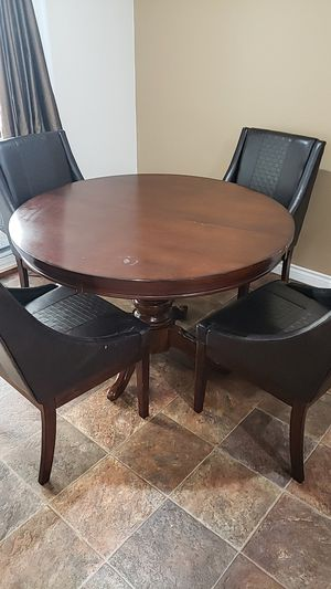 Dining table and chairs for Sale in Spanaway, WA