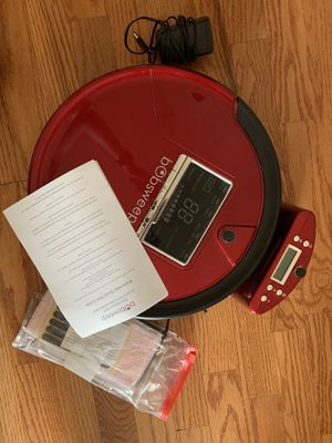 Bobsweep robot vacuum cleaner Bob Pethair for Sale in Chicago, IL