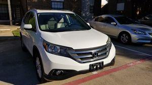 HONDA CRV EXL CLEAN TITLE 2013 for Sale in Plano, TX