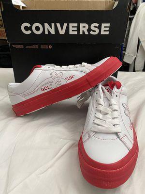 Tyler the Creator/Golf le Fleur x Converse Low Top Sneakers for Sale in Las Vegas, NV