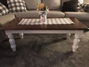 Farmhouse coffee table for Sale in Lancaster, NY