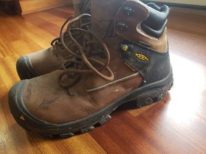Keen steel toed boots for Sale in Sandy, OR
