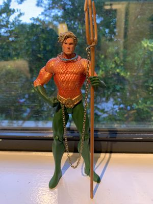 Aquaman Action Figure Collectible for Sale in Plano, TX