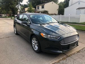 Ford Fusion 2016 👆 miles 61000 super nice car super clean camera buck up , super clean interior body like new , tire like new title rebuilt , cash se for Sale in Westerville, OH