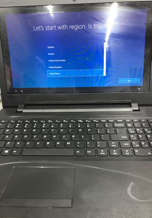 Lenovo Amd a6 Laptop for Sale in Houston, TX