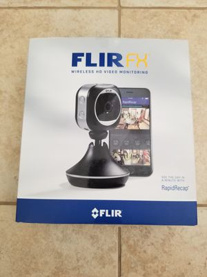 FlirFX HD cameras for Sale in San Leandro, CA