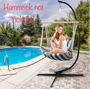 Sorbus-hammock stand 330 lbs capacity (C model)Hammock not icluded for Sale in Miami, FL
