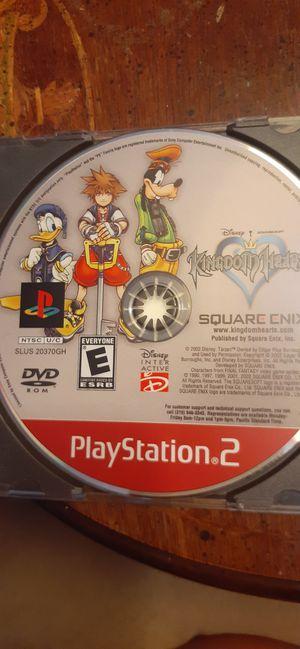 Kingdom Hearts (PS2) for Sale in Phoenix, AZ