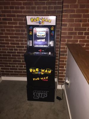 2x arcade games and riser for Sale in Baltimore, MD