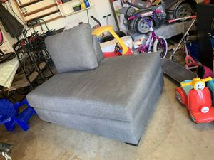 Little love seat type sofa chair for Sale in San Jose, CA