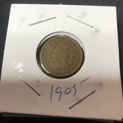 1905 Indian Head Penny for Sale in The Bronx,  NY