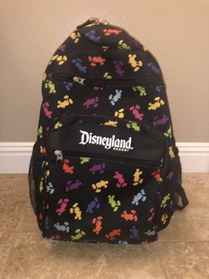 Like New Disneyland Bacpack for Sale in City of Industry, CA