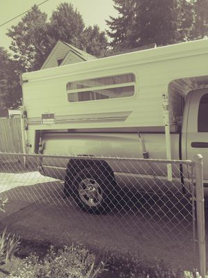 Sun lite pop up camper 8ft for Sale in Tacoma, WA