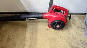 Troy Bolt gas blower as is for Sale in San Antonio, TX