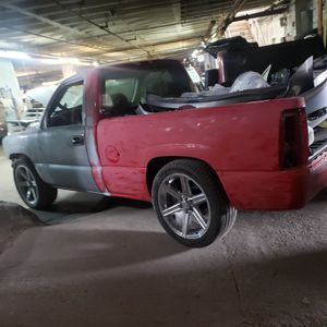 Chevy bumpers tahoe suburban and more auto parts for Sale in Dallas, TX
