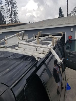 Adriansteel double sided ladder rack for Sale in Fullerton, CA