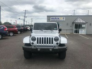 2007 jeep wrangler unlimited for Sale in Bristol, PA
